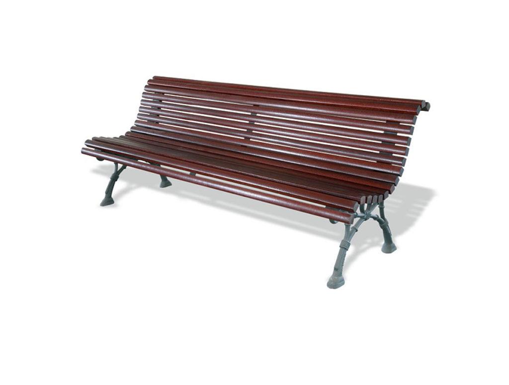 Dambis-Park benches-Park bench Barcino