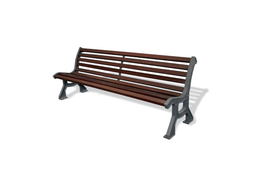 Dambis-Park benches-Park bench Roda