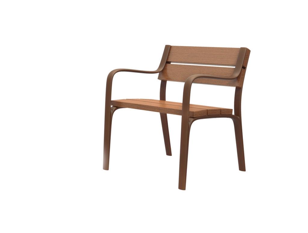 Dambis-Park benches-Chair Citizen