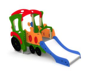 Dambis-Slides-Slide Urban Rail
