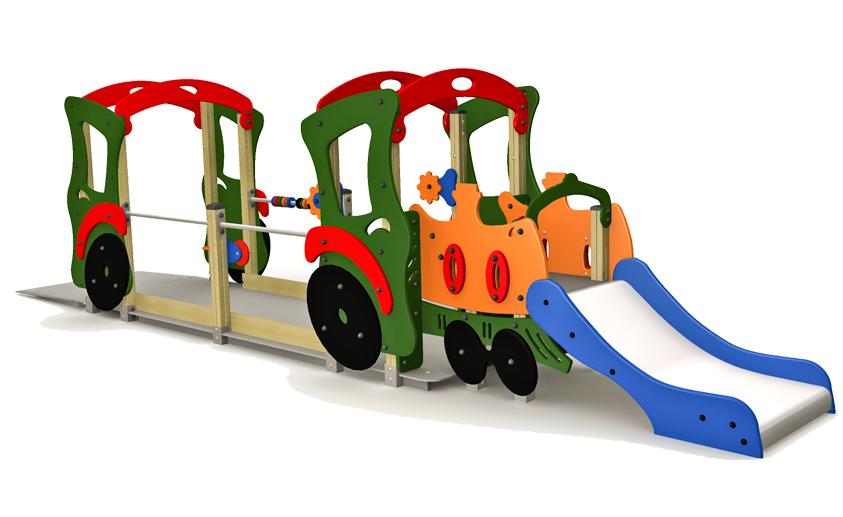 Dambis-Playground equipment-Urban Rail 3