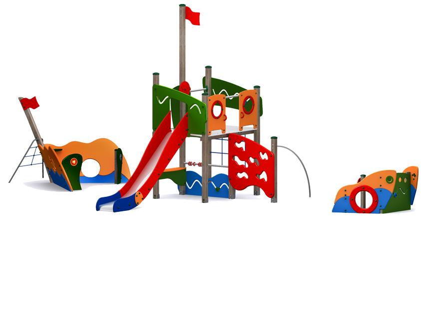 Dambis-Playground equipment-Drake