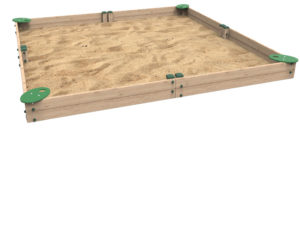 Dambis-Playground equipment-Sandbox Kami L