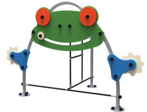 Dambis-Playground equipment-Frog