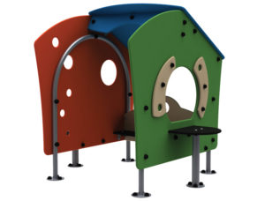 Dambis-Playground equipment-Cabin