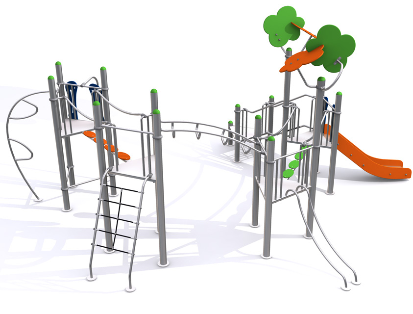 Dambis-Playgrounds-Playground Metalic 5