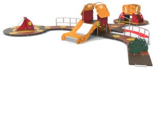 Dambis-Игровые площадки-Quinder 1