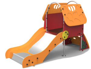 Dambis-Mänguväljakud-Mänguväljak Quinder 2
