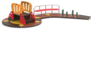 Dambis-Игровые площадки-Quinder 7