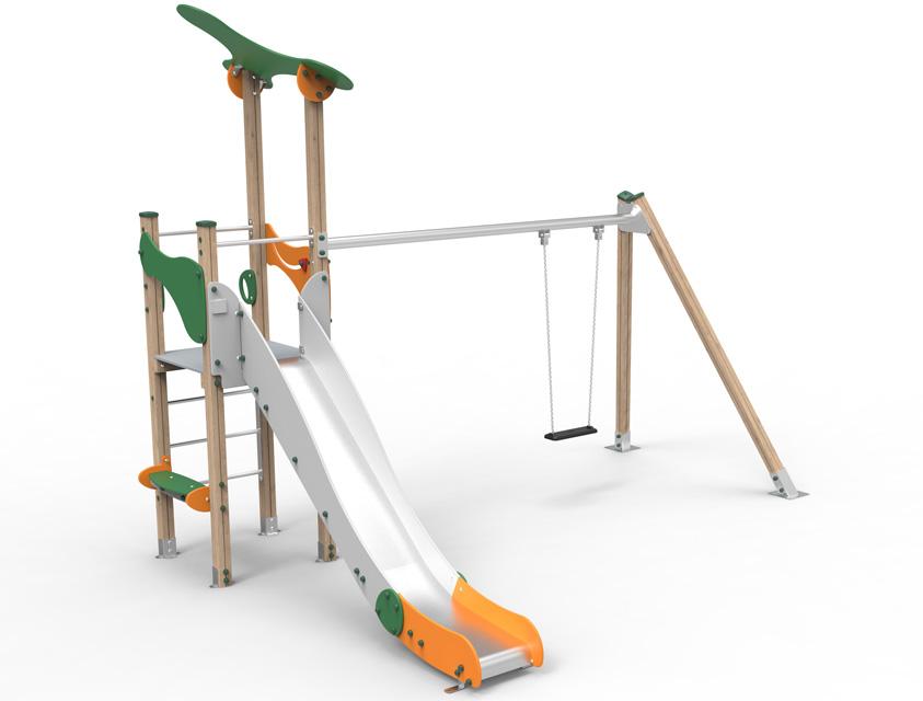 Dambis-Playgrounds-Playground Klasik Urban 1c