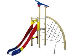 Dambis-Playgrounds-Playground Klasik Basic 2