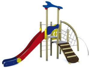 Dambis-Playgrounds-Playground Klasik Basic 3
