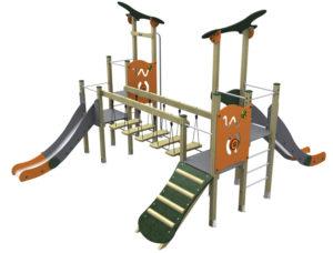 Dambis-Игровые площадки-Klasik Urban 5
