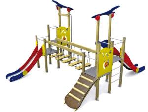 Dambis-Игровые площадки-Klasik Basic 5
