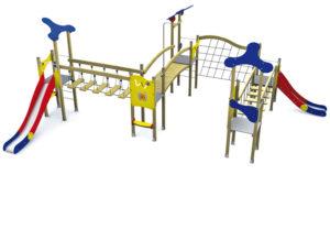 Dambis-Игровые площадки-Klasik Basic 6