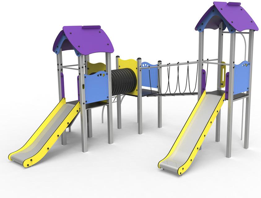 Dambis-Playgrounds-Playground Artic + Plus 4