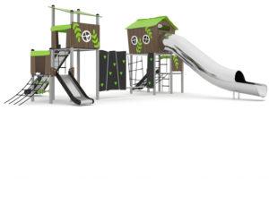 Dambis-Игровые площадки-Bosco 4 INOX