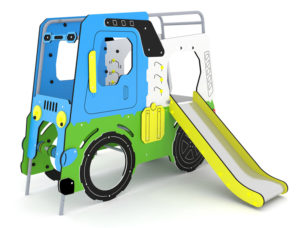 Dambis-Playground equipment-Truck