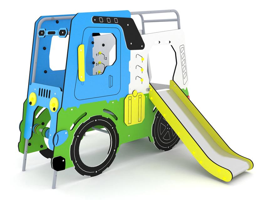 Dambis-Playground equipment-Truck