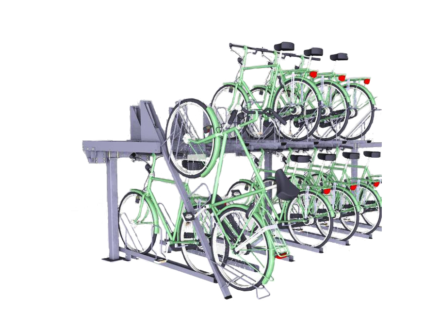 Dambis-Bicycle racks-Bicycle rack Velopark